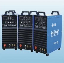 WS-315、400、500IGBT逆变式手工直流、氩弧两用焊机