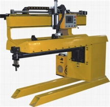 直缝自动焊接机