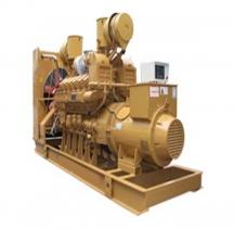 发电机组济柴引擎