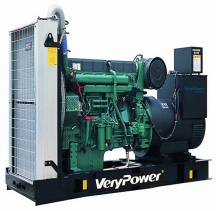 10kw沃尔沃发电机组价格
