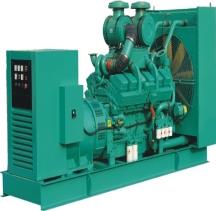 发电机组康明斯引擎